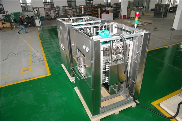 Laboratory Autoclave Sterilizer Machine With Fine Polished Chamber And Perforated Trays