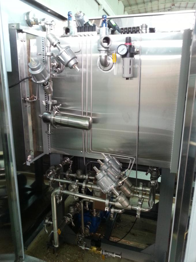 High Temperature Resistant Silicon Rubber Autoclave Sterilizer Machine With Door Process Lock and Interlocking