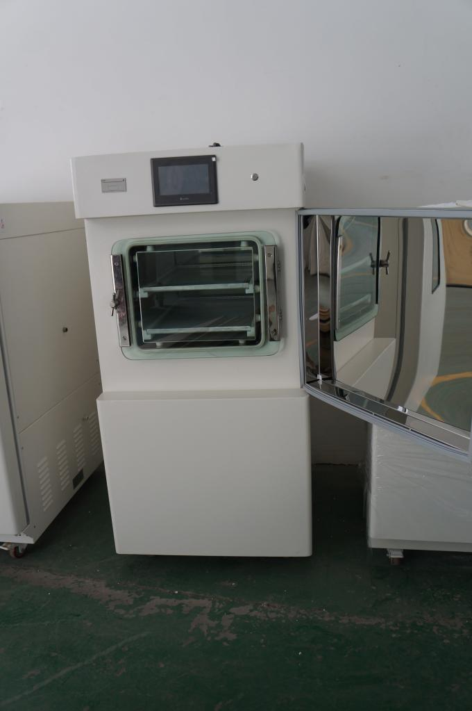 Microcomputer Control System Floor Standing ETO Sterilization Machine For Disposal Products