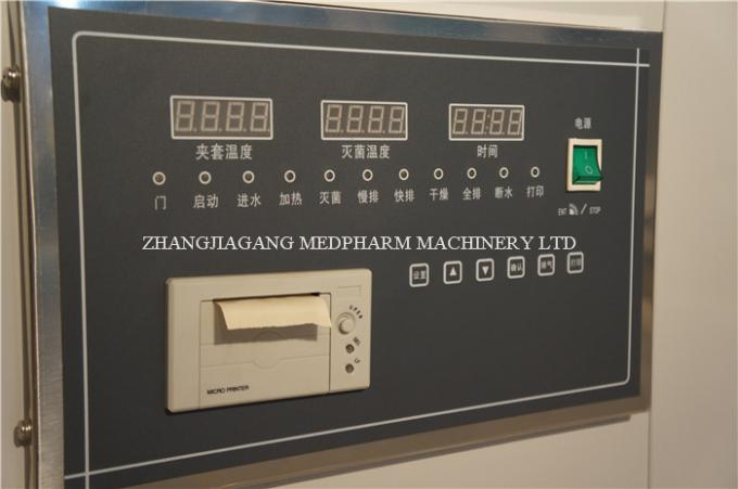 Microcomputer Control Medical Horizontal  Autoclave With Drying System