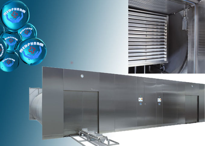 Autoclave Pharmaceutical Sterilizers Offer 13000 Liters Autoclave For Infusion Solution