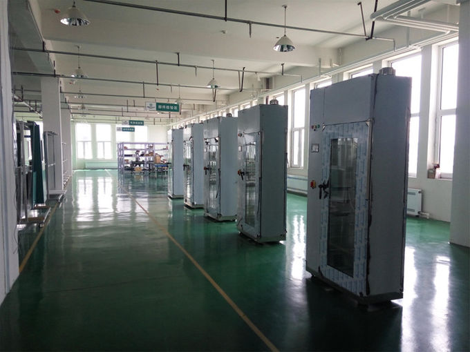 200 L Floor Standing Low Temperature Plasma Sterilizers For Endoscopes ISO